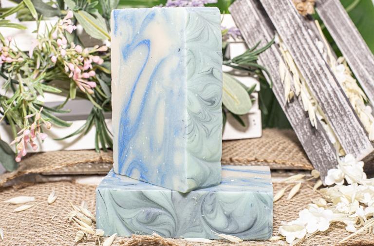 art of soap Barbershop scented cbd soap product premium cannabinoid soap