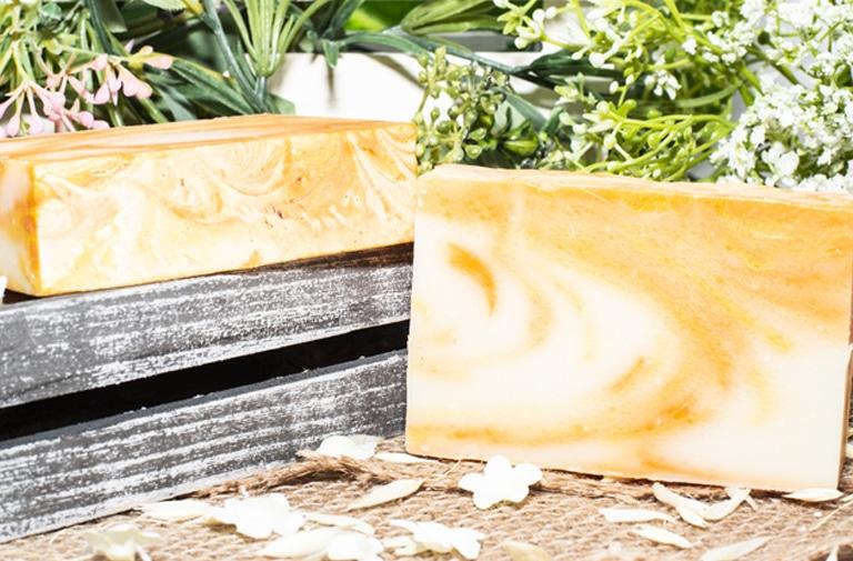 art of soap Citrus natural bar soap