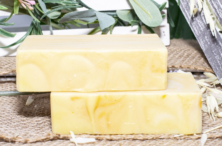 art of soap Jasmine scented cbd soap product premium all natural soap