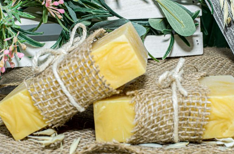 art of soaps lemongrass all natural bar soap
