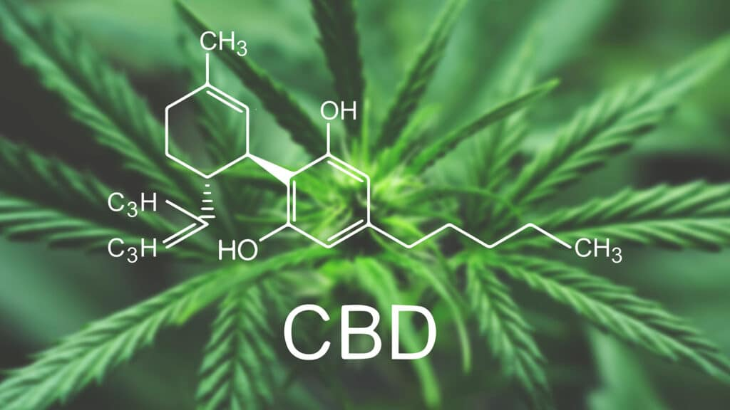 CBD Chemical Structure Art Of Soaps