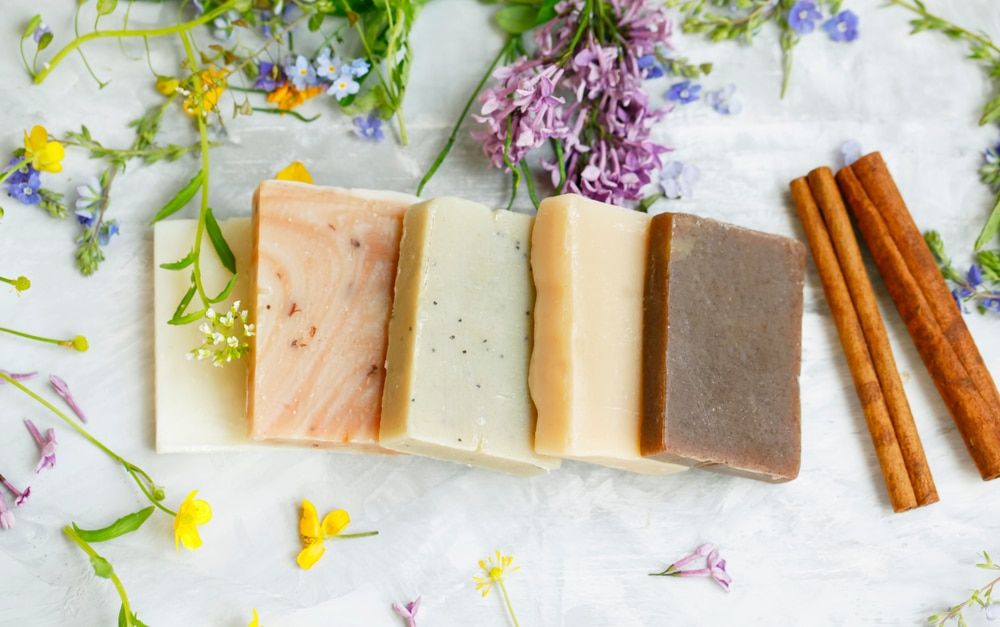 Natural Soaps from Art of Soaps