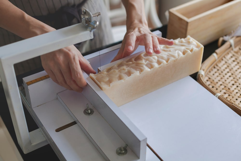 Handmade, Unscented soap bars from Art of Soaps
